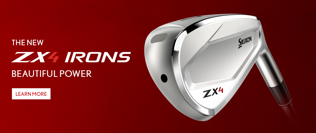 New ZX4 Irons