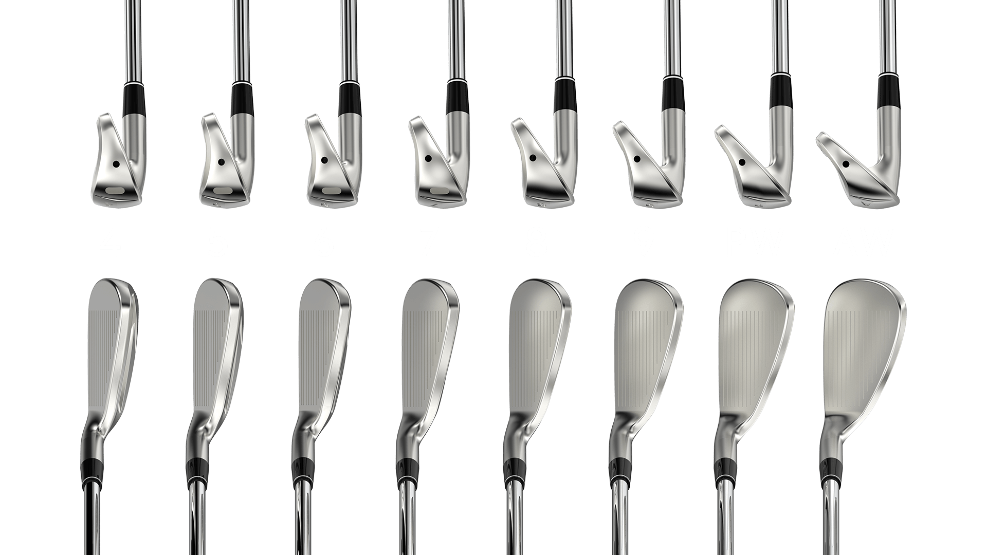 ZX4 Irons