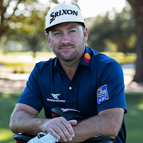 Tour player Graeme McDowell