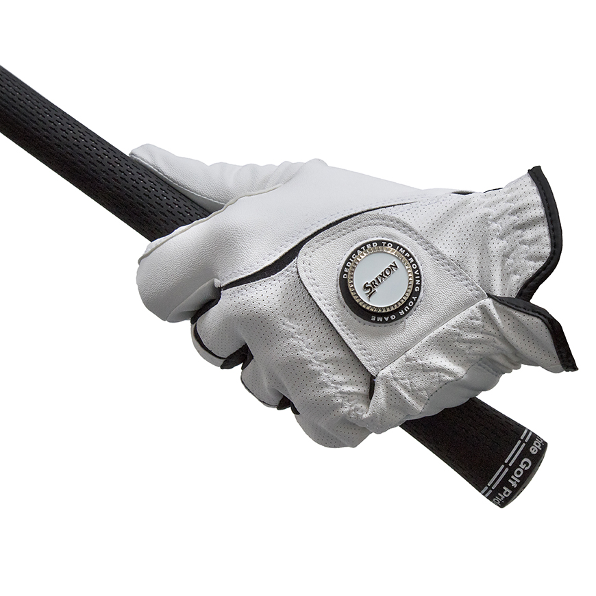 Ballmarker All Weather Glove,White
