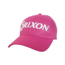 ONE TOUCH CAP,Pink / White