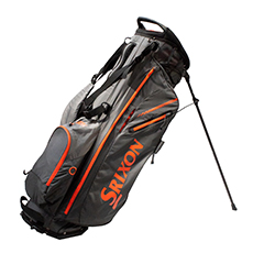 Nimbus Ultra Lite Stand Bag,Grey/Orange